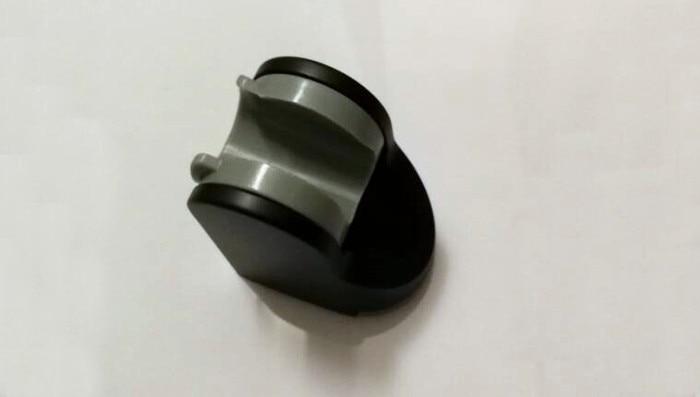 Pommeau de douche de luxe noir mat, 3 fonctions, amovible, ensemble de pommeau à jet type pluie pour salle de bains
